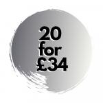 20 joe's juice 10ml e-liquids for £34