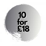 10 joe's juice 10ml e-liquid for £18