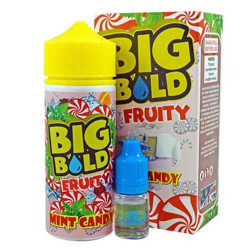 Big Bold Fruity Mint Candy Shortfill 100ml